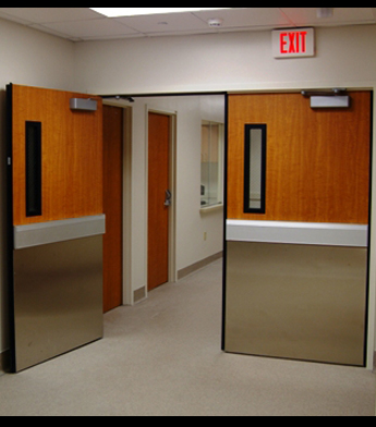 Commercial Fire Door 2