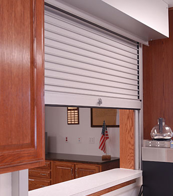 Commercial Shutter ILC Door